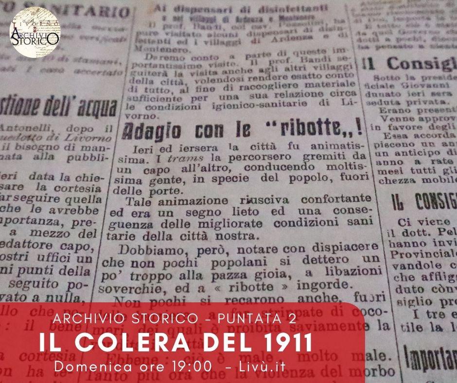 Pagine de Il Telegrafo- estate 1911
